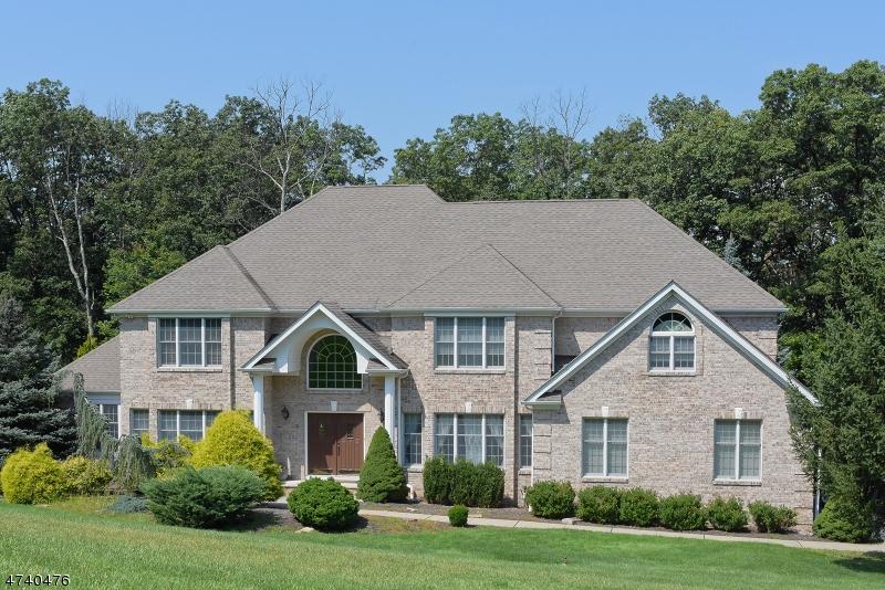 Casa Unifamiliar por un Venta en 4 PASHA Court Rockaway, Nueva Jersey 07866 Estados Unidos