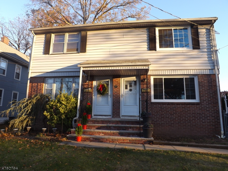 Single Family Home for Rent at 45 Burnside Avenue Cranford, New Jersey 07016 United States