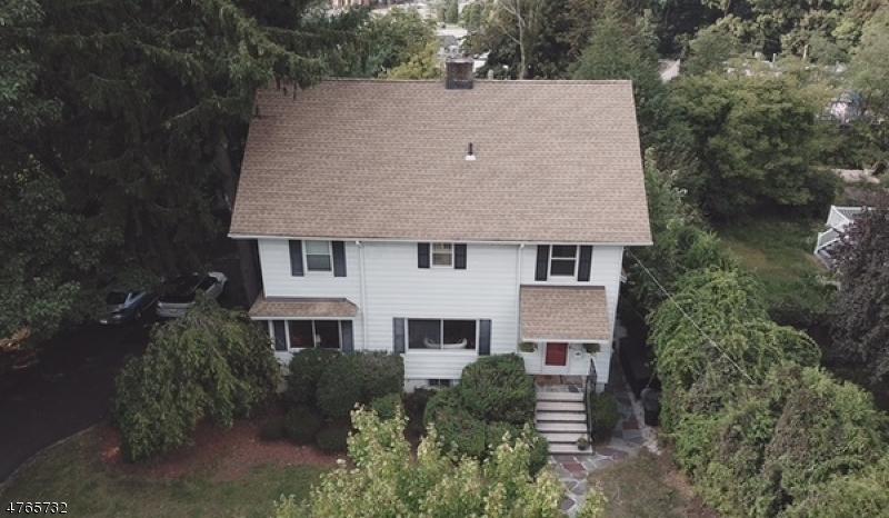 Частный односемейный дом для того Продажа на 24 Sunset Avenue Verona, Нью-Джерси 07044 Соединенные Штаты