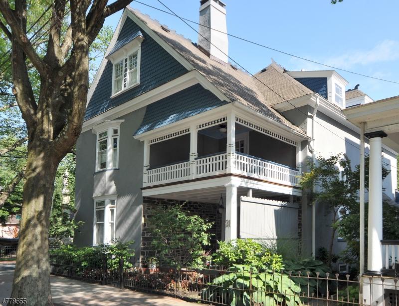 Maison unifamiliale pour l Vente à 31 YORK Street Lambertville, New Jersey 08530 États-Unis