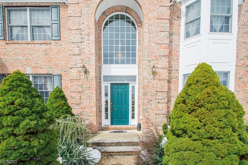 Частный односемейный дом для того Продажа на 5 Hearthstone Drive North Haledon, Нью-Джерси 07508 Соединенные Штаты