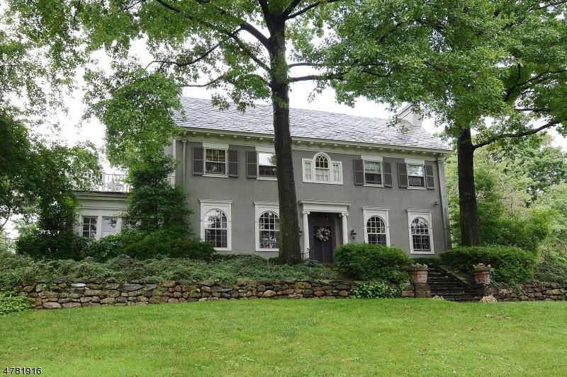 Single Family Home for Sale at 182 Ridgewood Avenue Glen Ridge, New Jersey 07028 United States