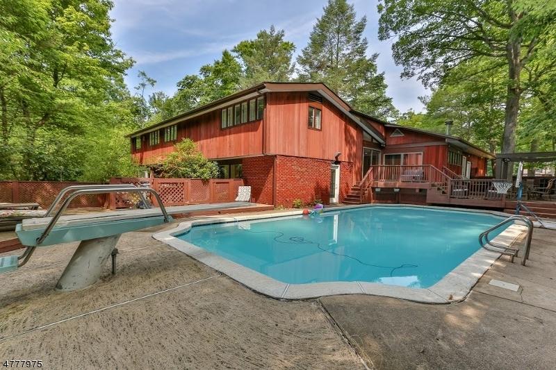 Maison unifamiliale pour l Vente à 1002 Sunset Ridge Bridgewater, New Jersey 08807 États-Unis