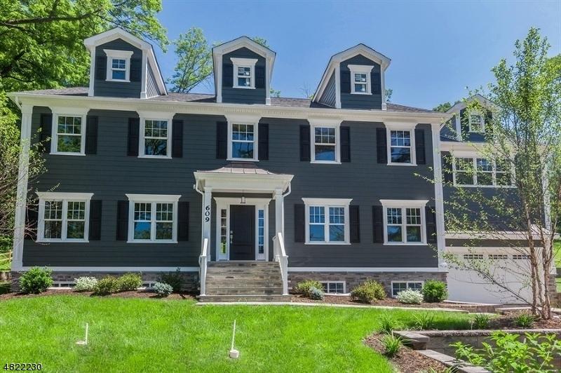 独户住宅 为 销售 在 609 FAIRMOUNT Avenue 查塔姆, 新泽西州 07928 美国