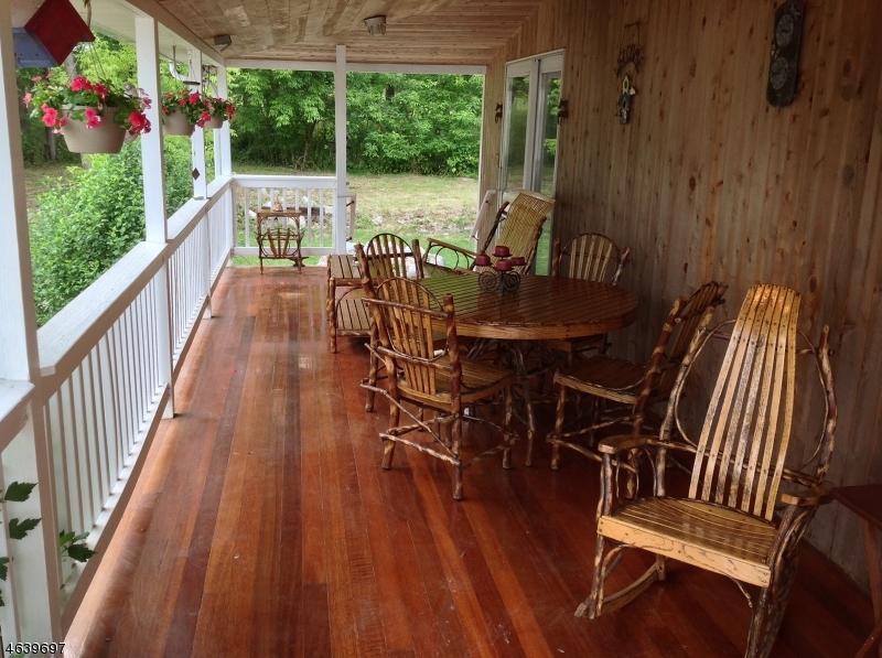 Частный односемейный дом для того Продажа на 3 MATTISON Road Branchville, Нью-Джерси 07826 Соединенные Штаты