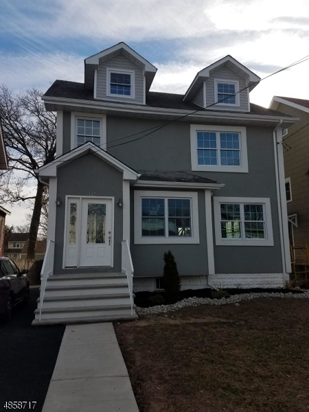 Single Family Home for Sale at 122 W GRANT Avenue Roselle Park, New Jersey 07204 United States