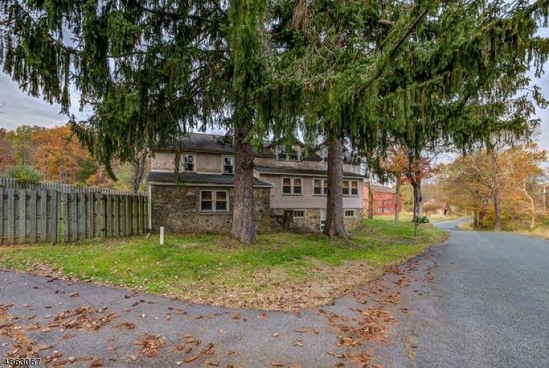 Maison unifamiliale pour l Vente à 204 BUFFALO HOLLOW Road Lebanon, New Jersey 08826 États-Unis