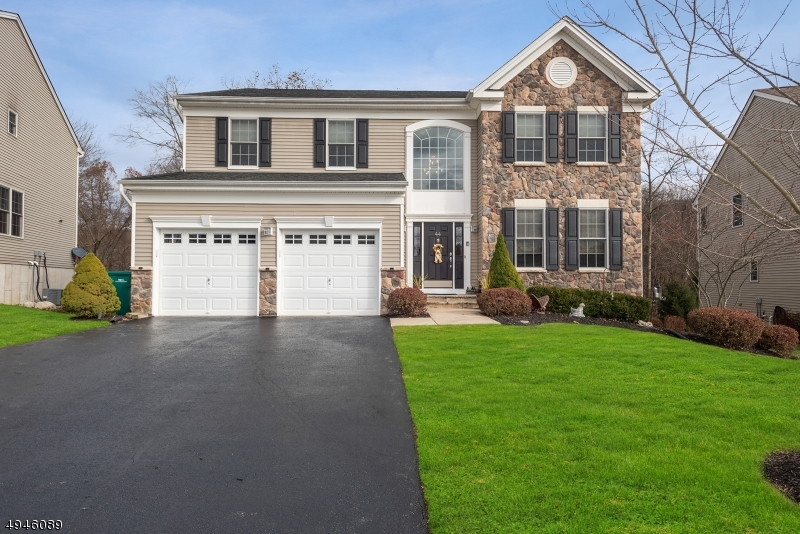 Single Family Homes for Sale at Hackettstown, New Jersey 07840 United States
