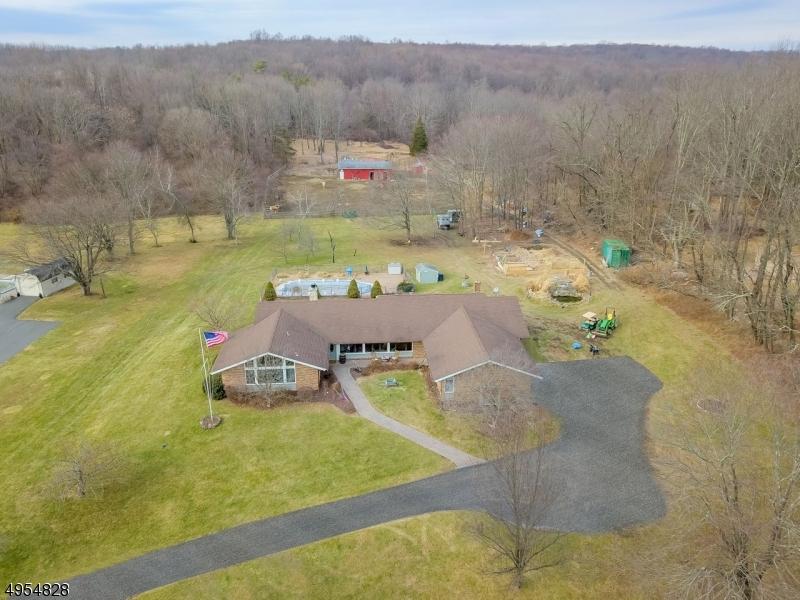 Single Family Homes för Försäljning vid Frankford Township, New Jersey 07822 Förenta staterna