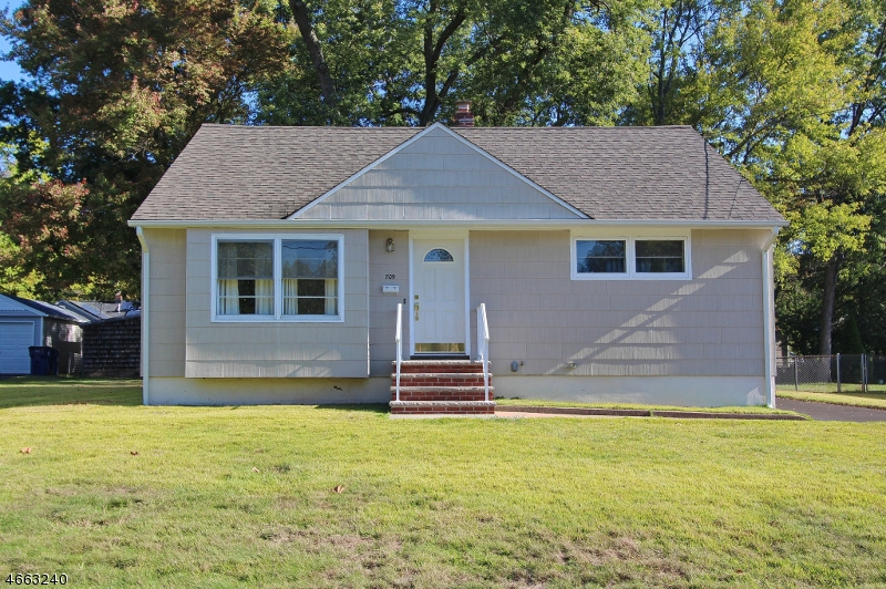 独户住宅 为 销售 在 709-13 LORETTA TERRACE 平原镇, 新泽西州 07062 美国