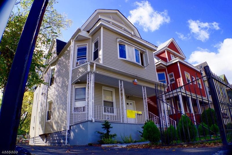 多户住宅 为 销售 在 433 Park Avenue East Orange, 07017 美国