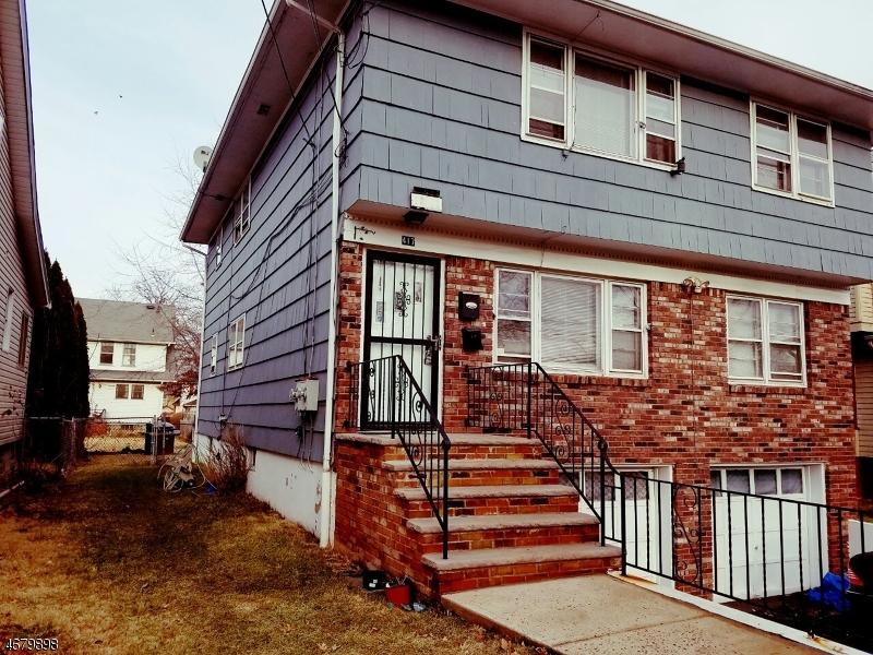 多户住宅 为 销售 在 417 Bartlett Street 罗塞尔, 新泽西州 07203 美国