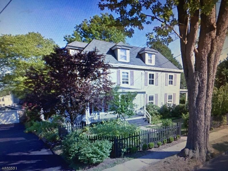 独户住宅 为 出租 在 54 Greenwood Avenue Madison, 新泽西州 07940 美国