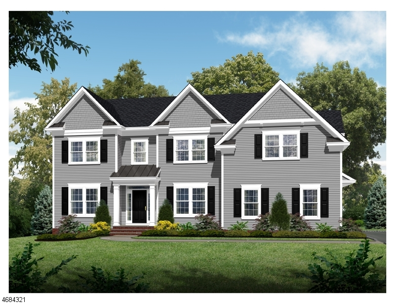 Частный односемейный дом для того Продажа на 12 Manchester Drive Westfield, 07090 Соединенные Штаты
