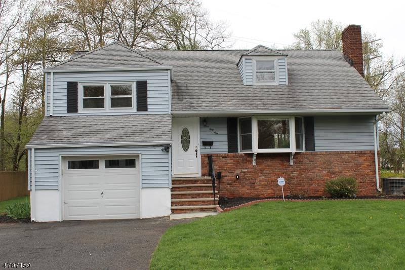 Частный односемейный дом для того Аренда на 151 Vinton Circle Fanwood, Нью-Джерси 07023 Соединенные Штаты