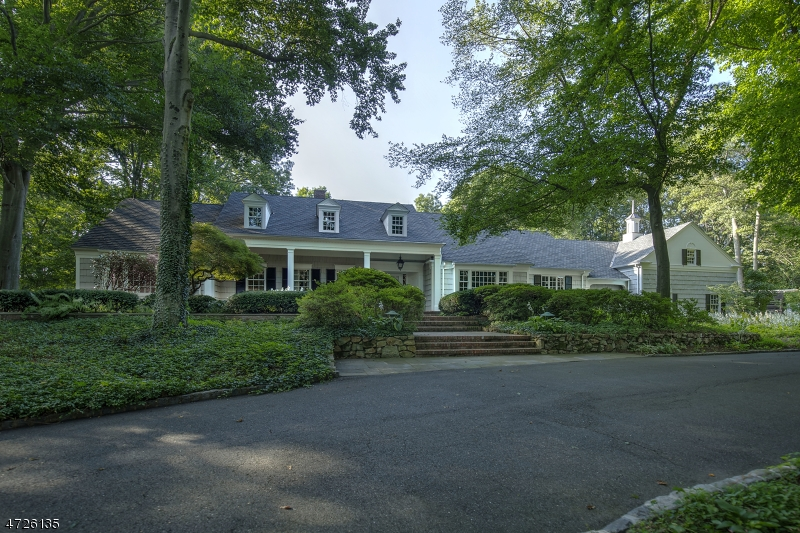 Single Family Home for Sale at 74 Ballantine Road Bernardsville, New Jersey 07924 United States