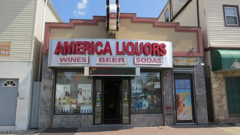 komerziell für Verkauf beim 503 Elizabeth Avenue Elizabeth, New Jersey 07206 Vereinigte Staaten