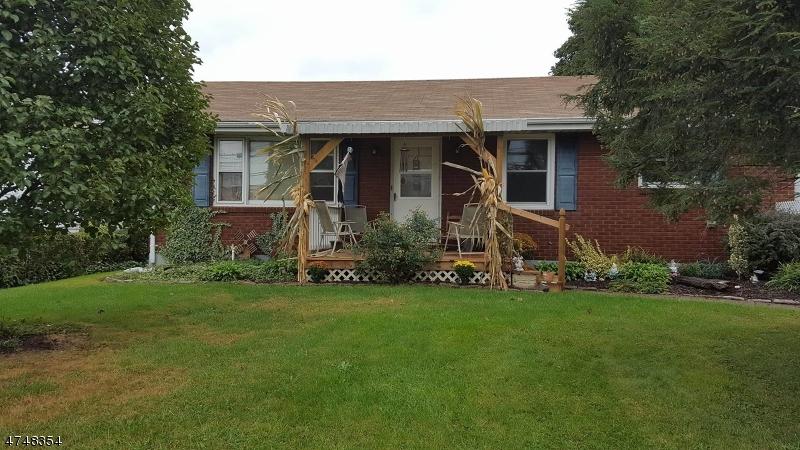 단독 가정 주택 용 매매 에 1666 Springtown Road Alpha, 뉴저지 08865 미국