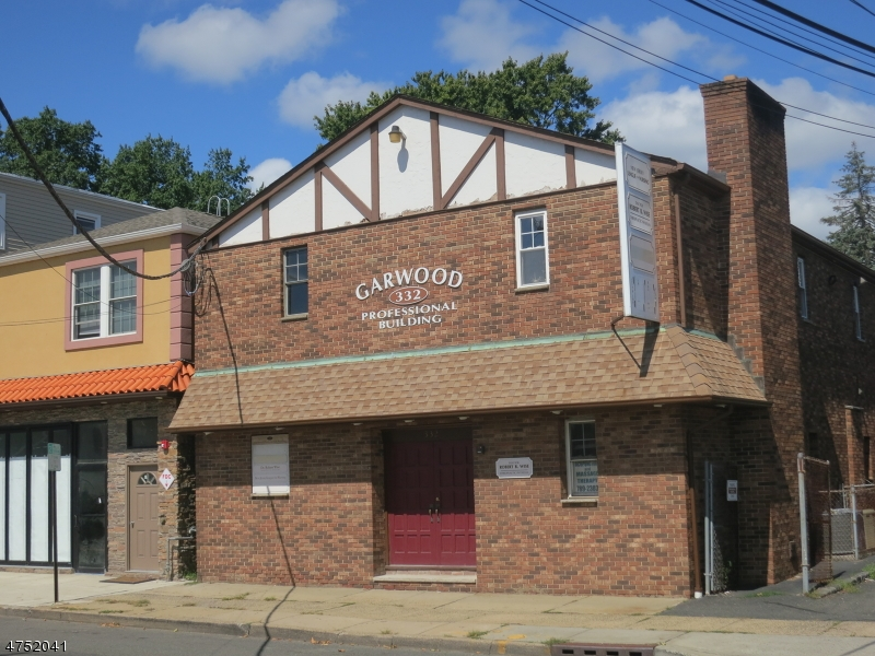 Commercial for Sale at 334 North Avenue Garwood, New Jersey 07027 United States