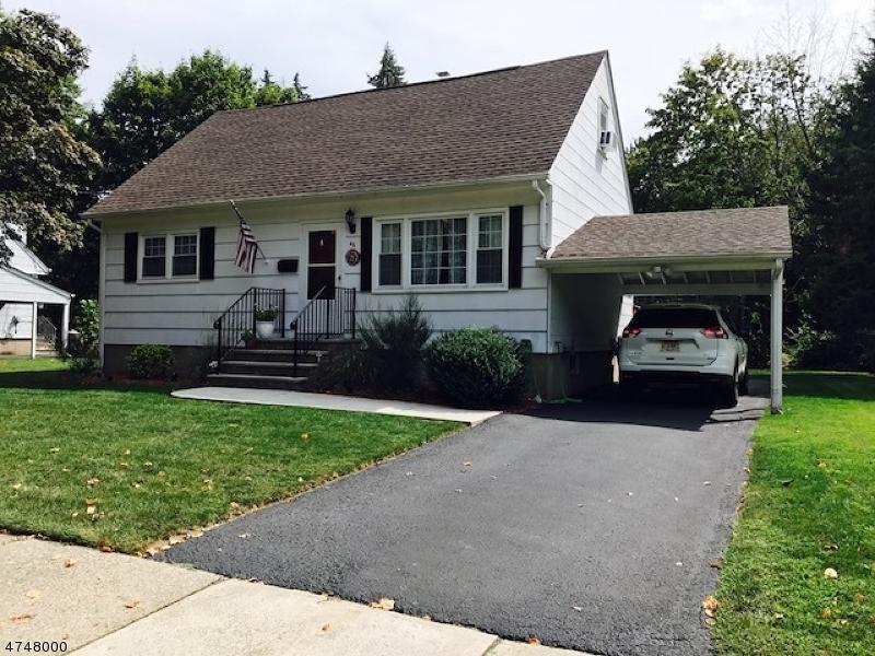 Частный односемейный дом для того Аренда на 46 Barbara Drive Pompton Lakes, Нью-Джерси 07442 Соединенные Штаты