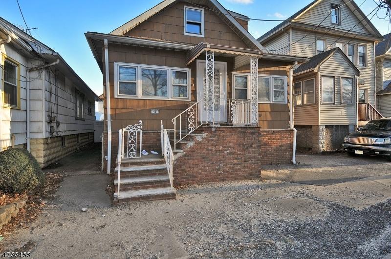 Частный односемейный дом для того Аренда на 45 W Edgar Road Linden, Нью-Джерси 07036 Соединенные Штаты