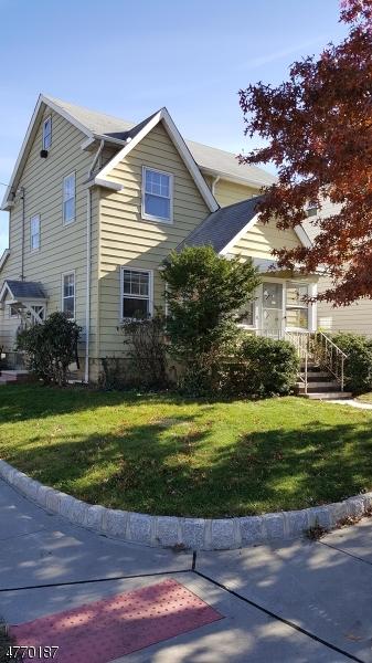 Casa Unifamiliar por un Alquiler en 158 Carpenter Street Belleville, Nueva Jersey 07109 Estados Unidos
