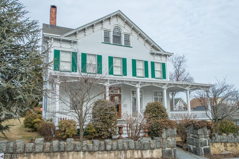 一戸建て のために 売買 アット 417 Cedar Street 417 Cedar Street Boonton, ニュージャージー 07005 アメリカ合衆国