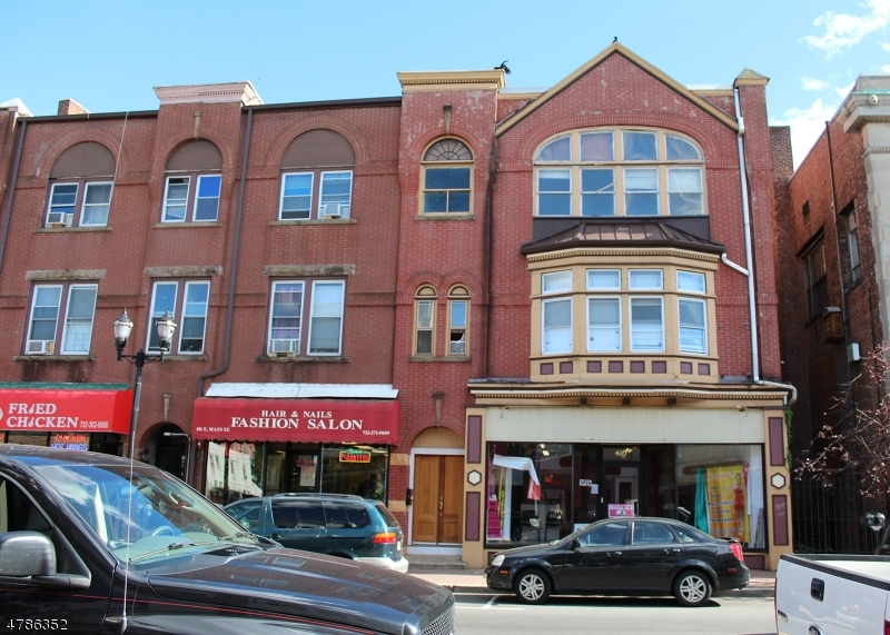 Commercial for Sale at 410 E Main Street Bound Brook, New Jersey 08805 United States