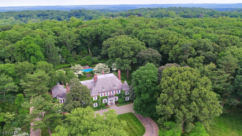 Single Family Home for Sale at 471 CLAREMONT Road Bernardsville, New Jersey 07924 United States