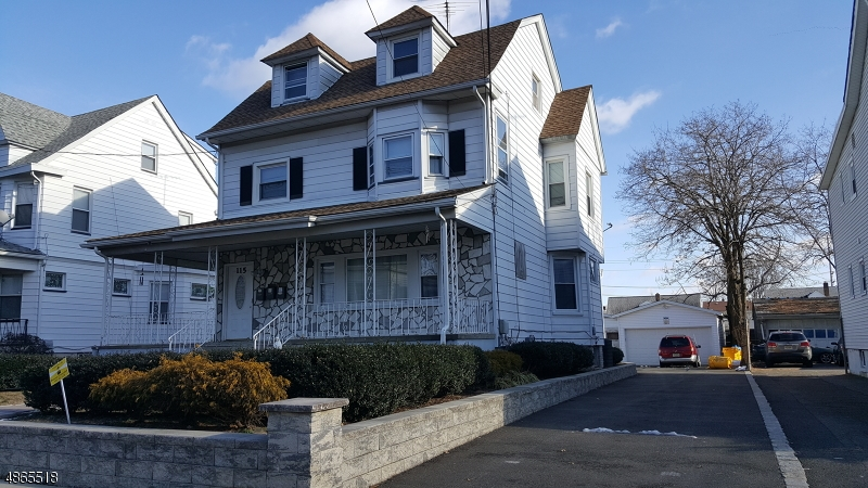 Multi-Family Home for Sale at 115 HARRISON Street Bloomfield, New Jersey 07003 United States