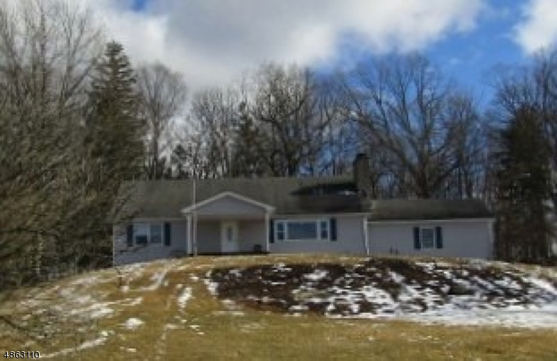 Single Family Home for Sale at 296 WARBASSE JCT Road Lafayette, New Jersey 07848 United States