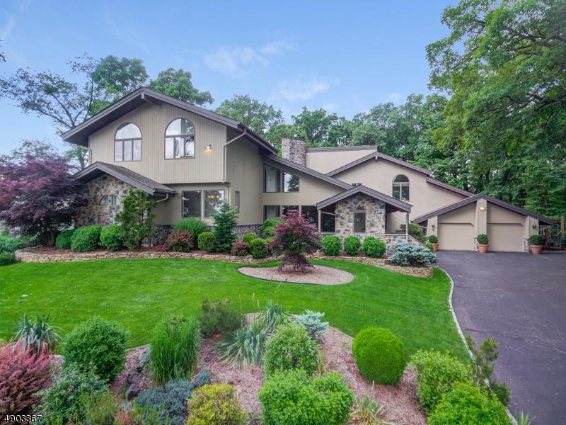 Single Family Homes pour l Vente à Scotch Plains, New Jersey 07092 États-Unis