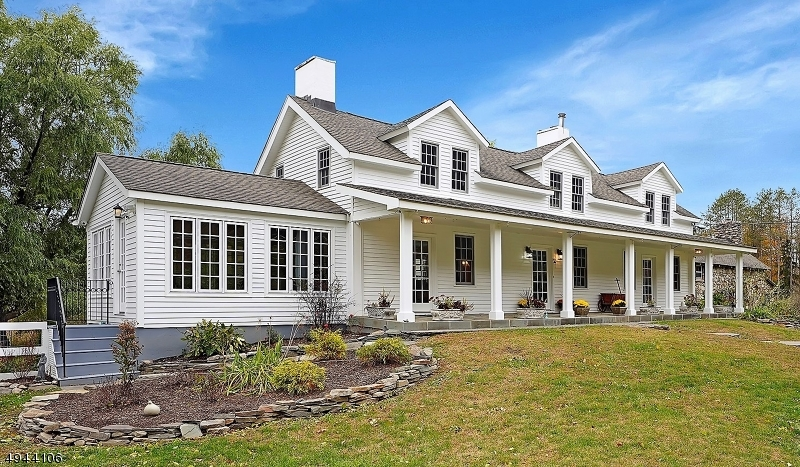 Single Family Homes for Sale at Sandyston, New Jersey 07827 United States