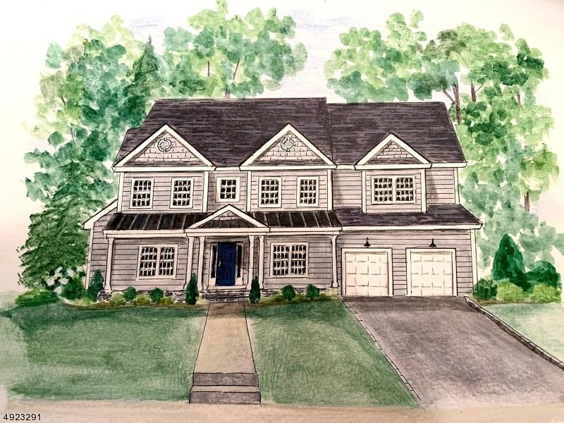 Single Family Homes pour l Vente à Westfield, New Jersey 07090 États-Unis