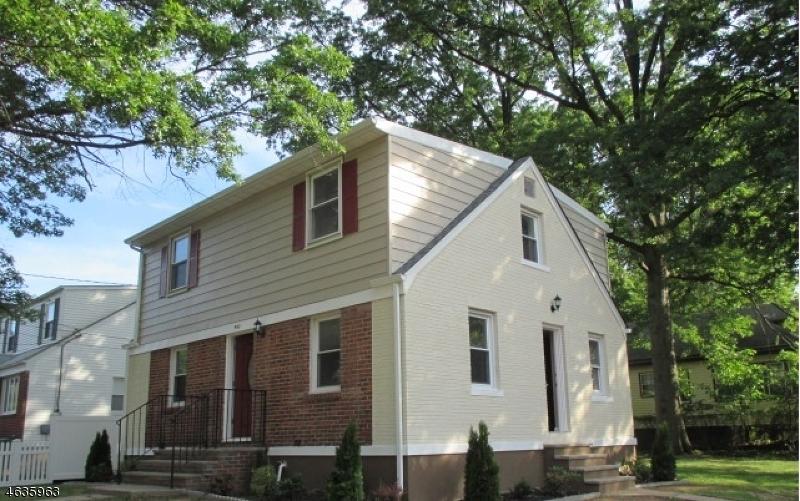 Maison unifamiliale pour l Vente à 902 Bower Street Linden, New Jersey 07036 États-Unis
