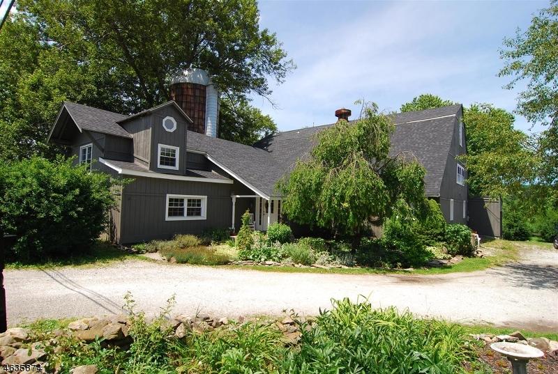 Частный односемейный дом для того Продажа на 39 Halsey Road Newton, Нью-Джерси 07860 Соединенные Штаты
