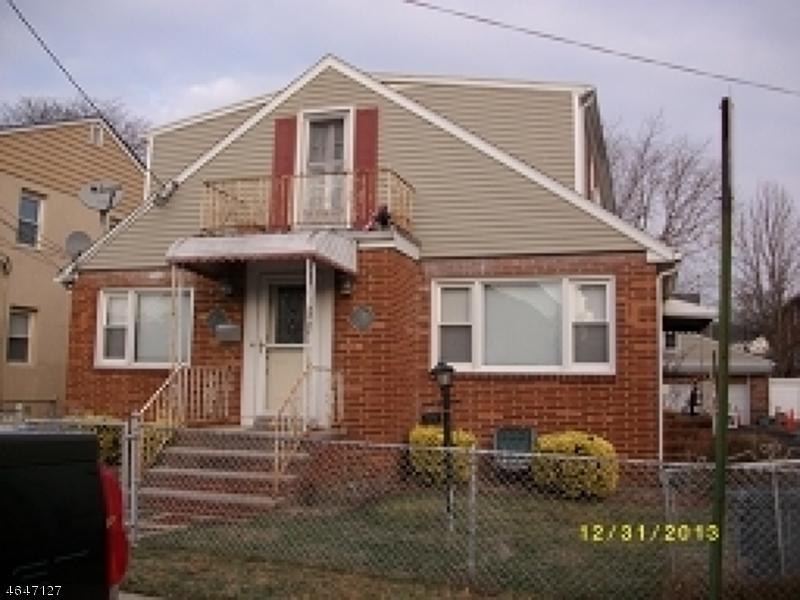Частный односемейный дом для того Аренда на 29 N 20th Street Kenilworth, Нью-Джерси 07033 Соединенные Штаты