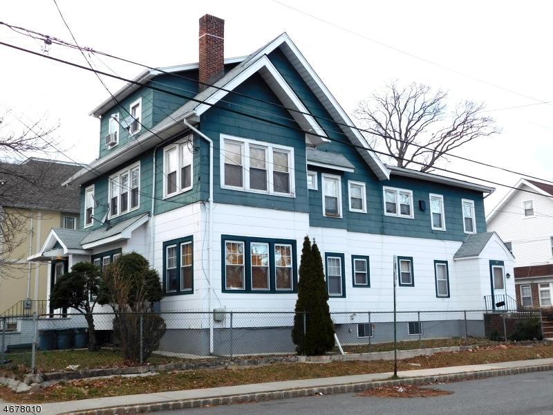 多户住宅 为 销售 在 70 Overlook Avenue Belleville, 07109 美国