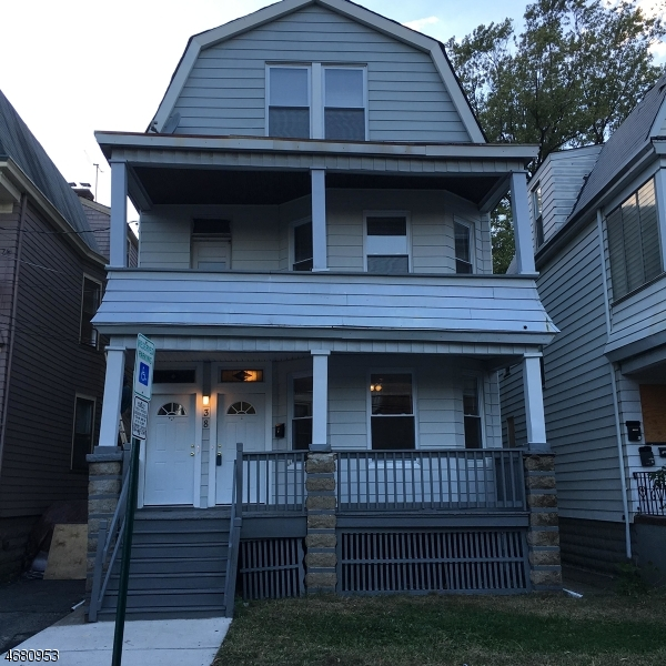 Single Family Home for Rent at 38 Prospect Street Bloomfield, New Jersey 07003 United States