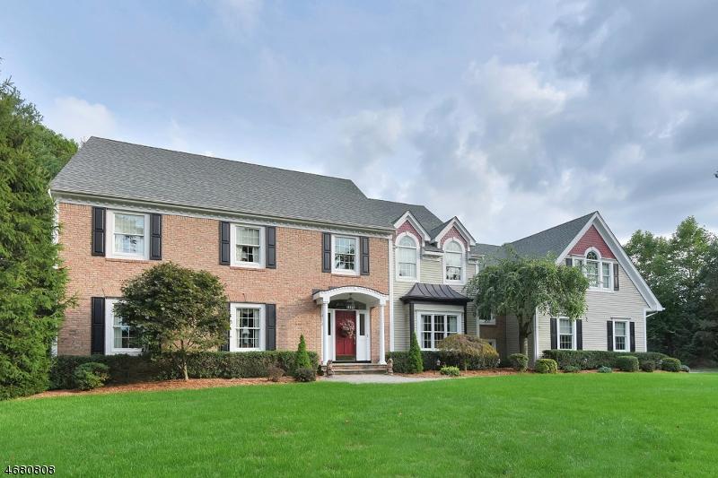 Частный односемейный дом для того Продажа на 404 Drury Lane Wyckoff, 07481 Соединенные Штаты
