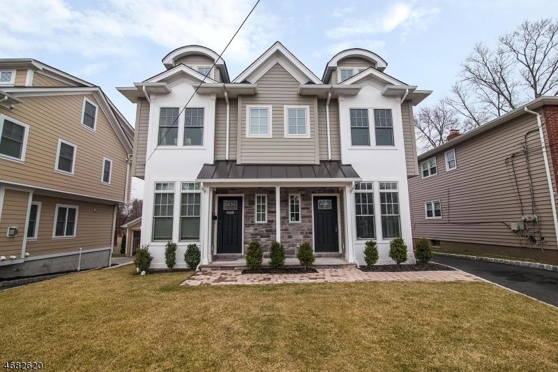 Single Family Home for Sale at 48 B Mechanic Street Millburn, 07041 United States