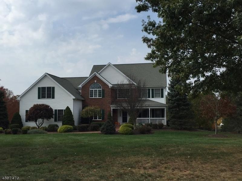 Частный односемейный дом для того Продажа на 7 Cheshire Court Clinton, 08833 Соединенные Штаты