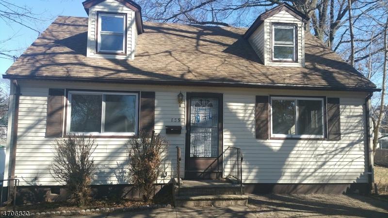 Maison unifamiliale pour l à louer à 1599 Richard Street Plainfield, New Jersey 07063 États-Unis