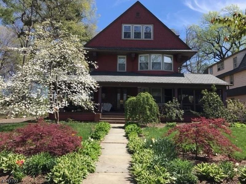 Maison unifamiliale pour l à louer à 11 Clarendon Place Bloomfield, New Jersey 07003 États-Unis