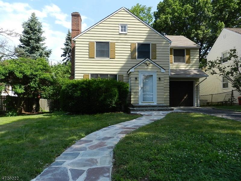 Частный односемейный дом для того Аренда на 1873 Portsmouth Way Union, Нью-Джерси 07083 Соединенные Штаты