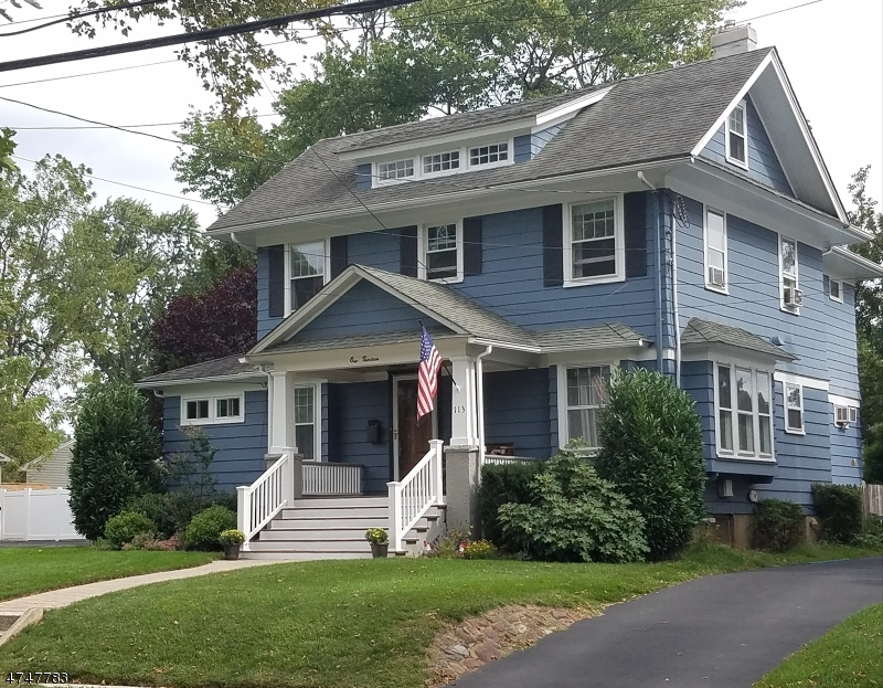 Single Family Home for Rent at Address Not Available Cranford, New Jersey 07016 United States