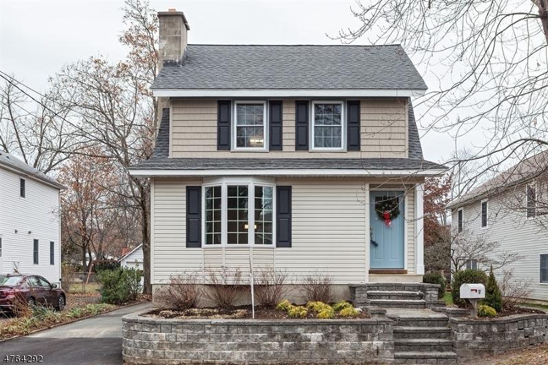Частный односемейный дом для того Продажа на 17 Maple Avenue Morris Plains, Нью-Джерси 07950 Соединенные Штаты