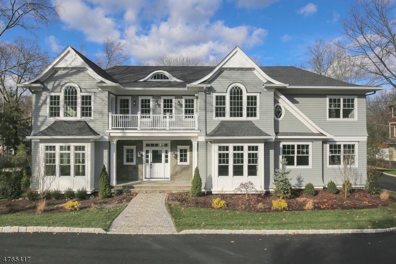 独户住宅 为 销售 在 459 Long Hill Drive 米尔本, 新泽西州 07078 美国