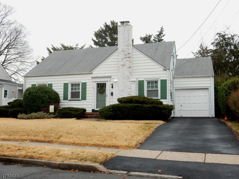 Single Family Home for Sale at 231 Princeton Road Linden, New Jersey 07036 United States