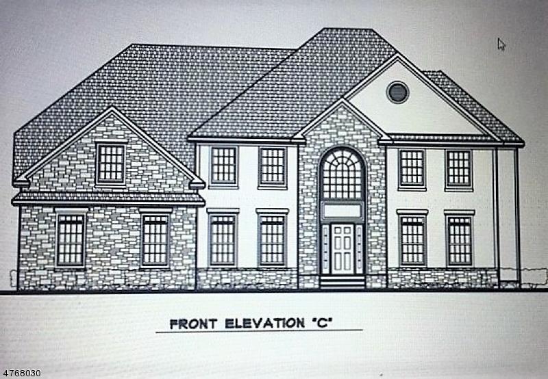 Maison unifamiliale pour l Vente à 255 Sunnymeade Road Hillsborough, New Jersey 08844 États-Unis